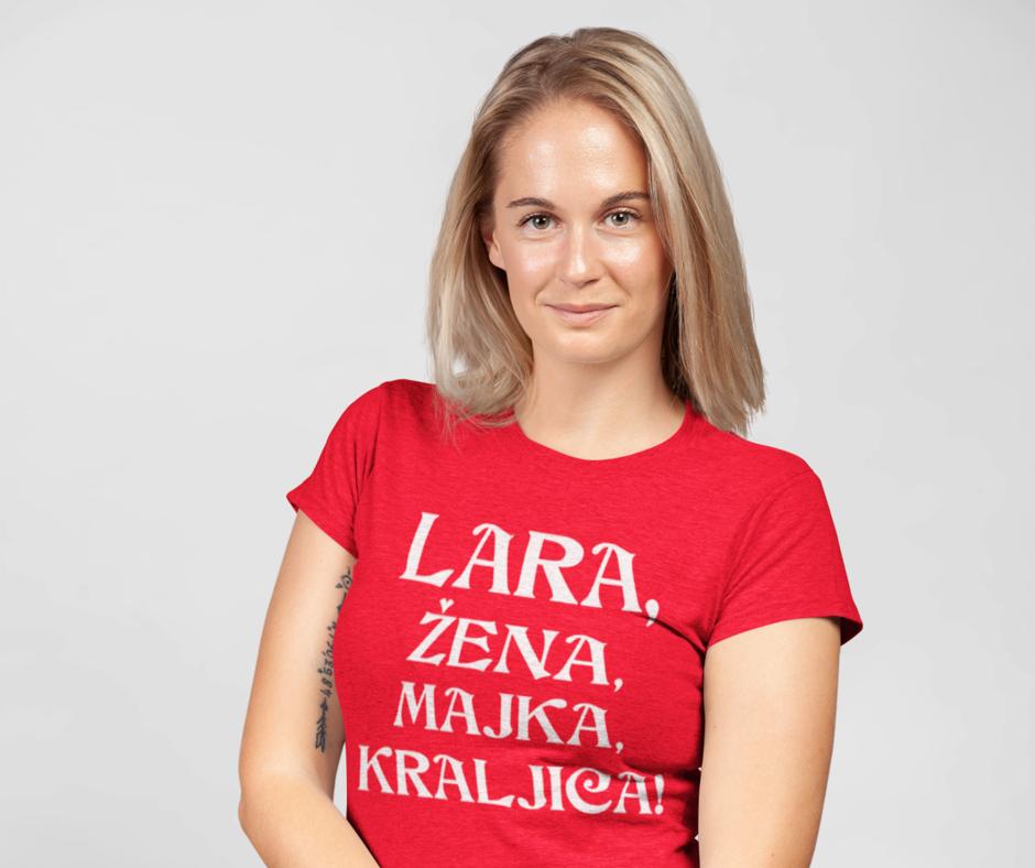 Majica žena, majka, kraljica!