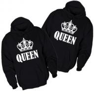 Majice sa kapuljačom Queen Queen - 2 KOM