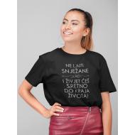 Smiješna majica ne ljuti me