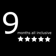 Majica za trudnice 9 months all inclusive