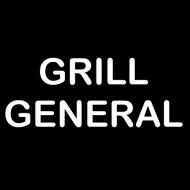 Zabavna pregača grill general
