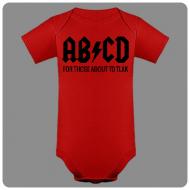 Dječji bodi ADCD