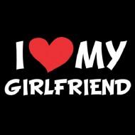 Majica I love my girlfriend