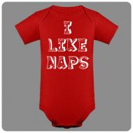 Dječji bodi I like naps