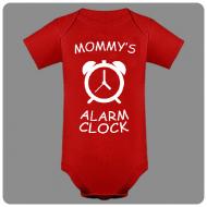 Dječji bodi MOMMY`s Alarm clock