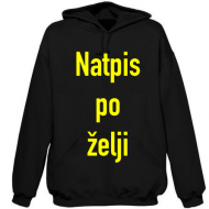 Majica s kapuljačom - hoodie po vašoj želji