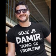 Smiješna majica PROBLEMI!