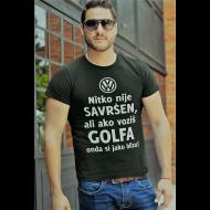 Smiješna majica SAVRŠEN (MARKA AUTOMOBILA)